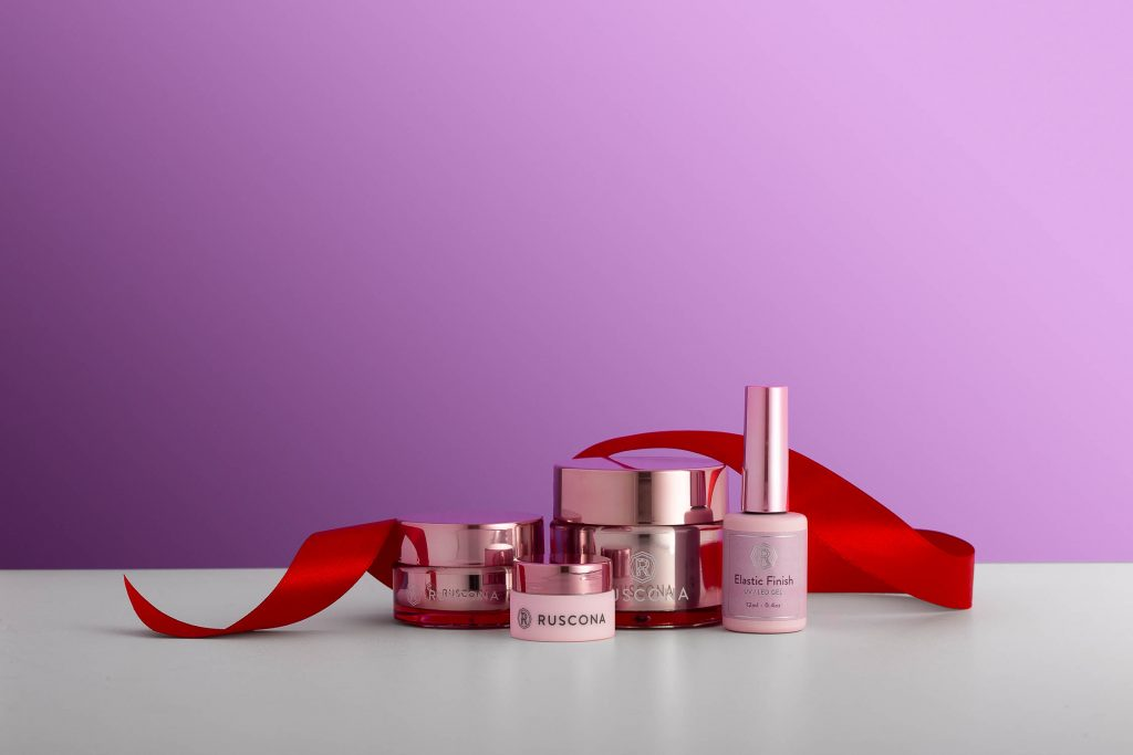 Cosmetic products Ruscona