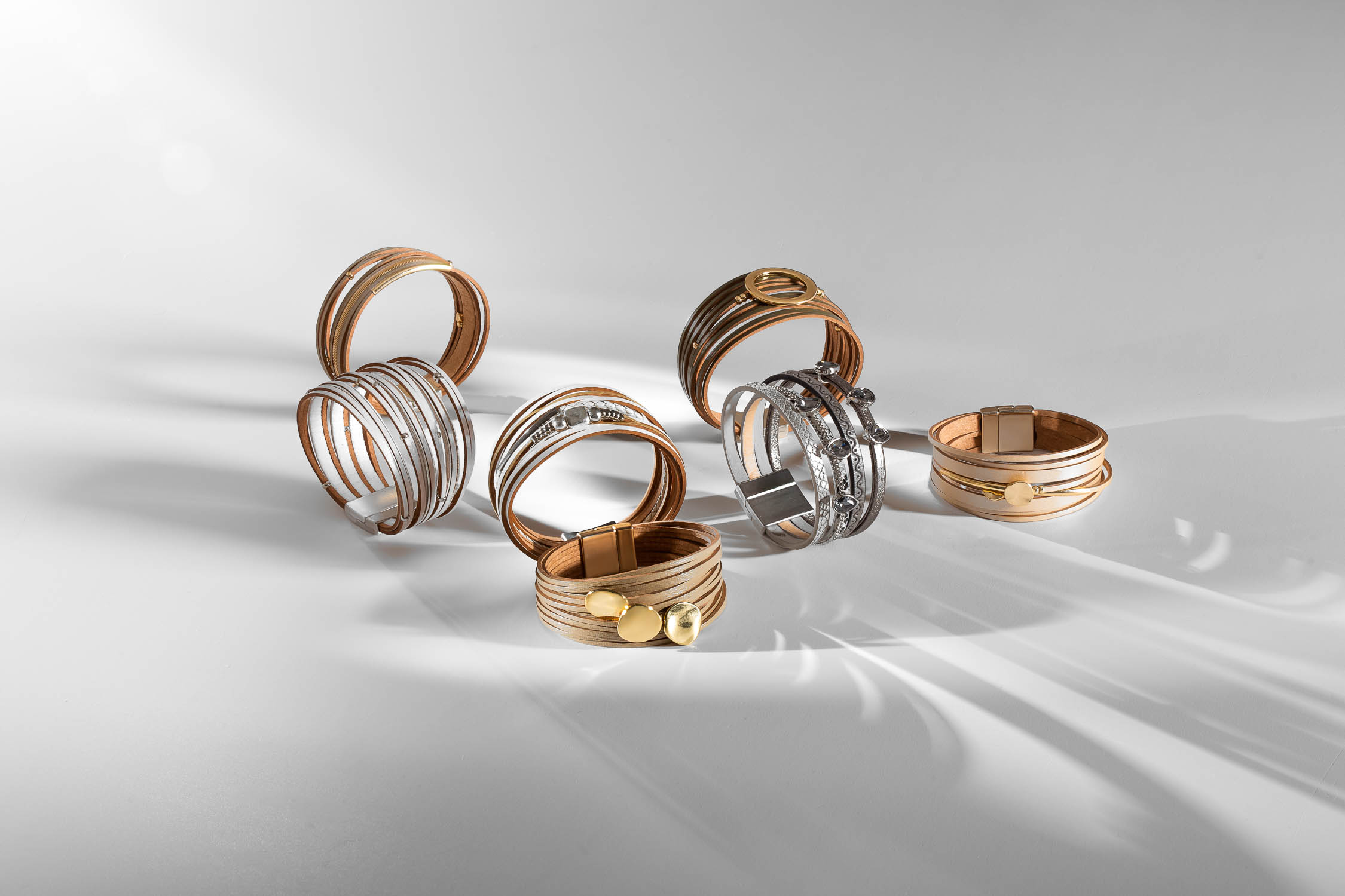 Leather bracelelets for Dora Fashion