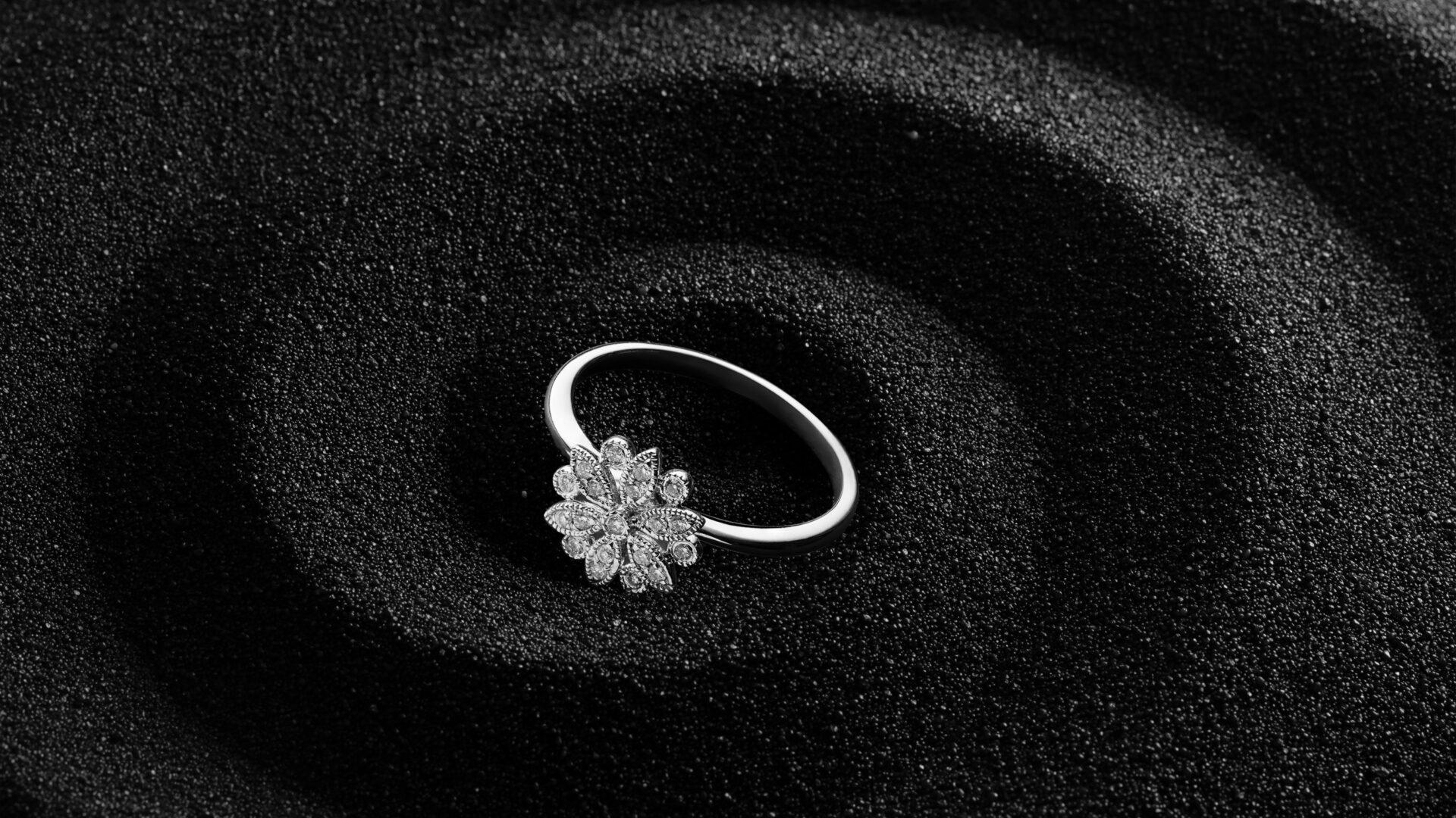 Diamantový prsteň pre Mikus Diamonds