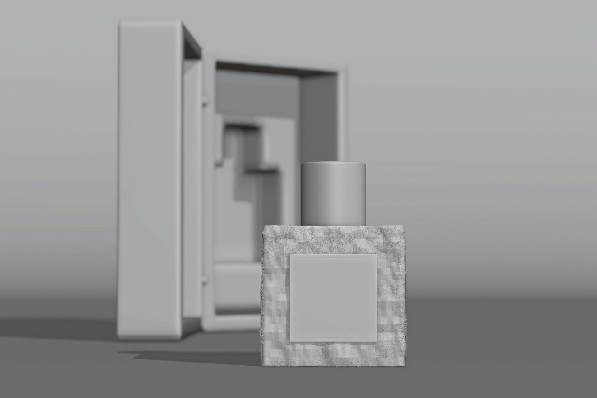 CGI Fragrance Photography