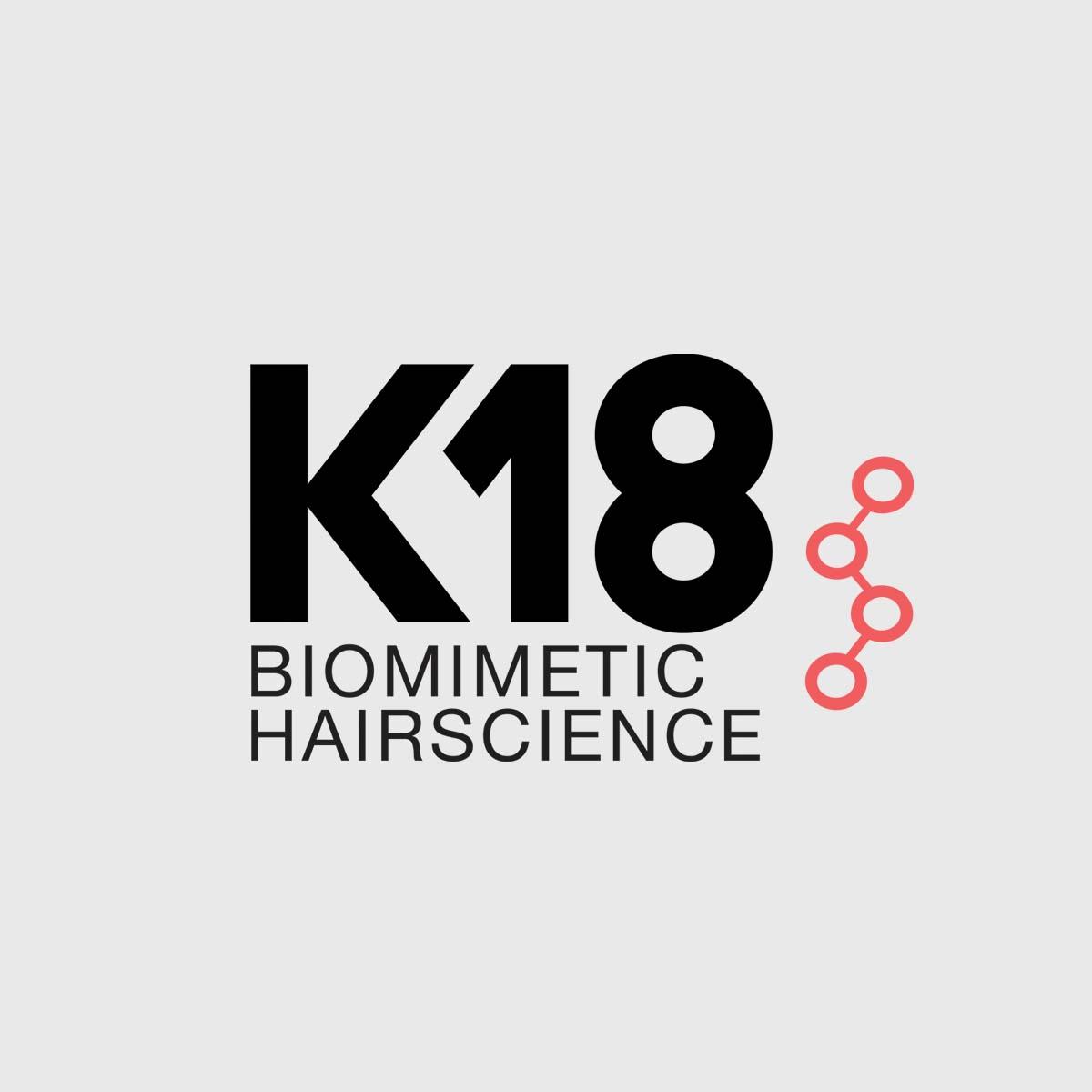 K18hair logo